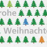 Das Team von Bürkle + Schöck Ingenieurbüro wünscht frohe Weihnachten