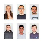 Unsere sechs neuen Auszubildenden 2021